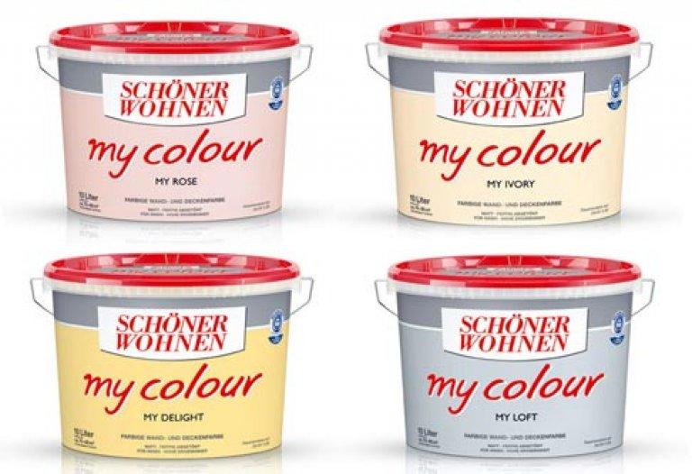 SCHÖNER WOHNEN-Farbe: My Colour