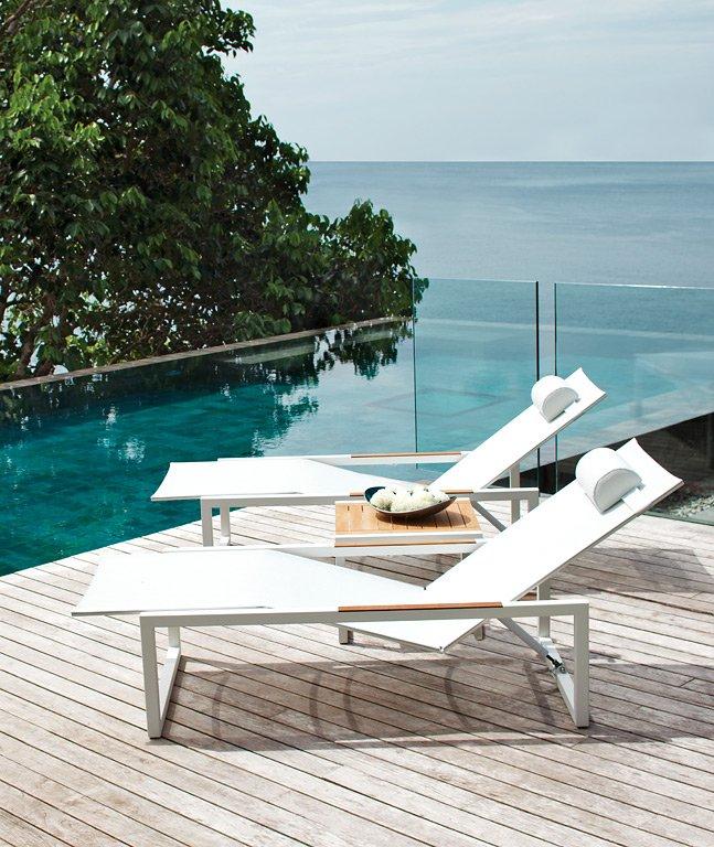 gartenliege design klassiker. Black Bedroom Furniture Sets. Home Design Ideas