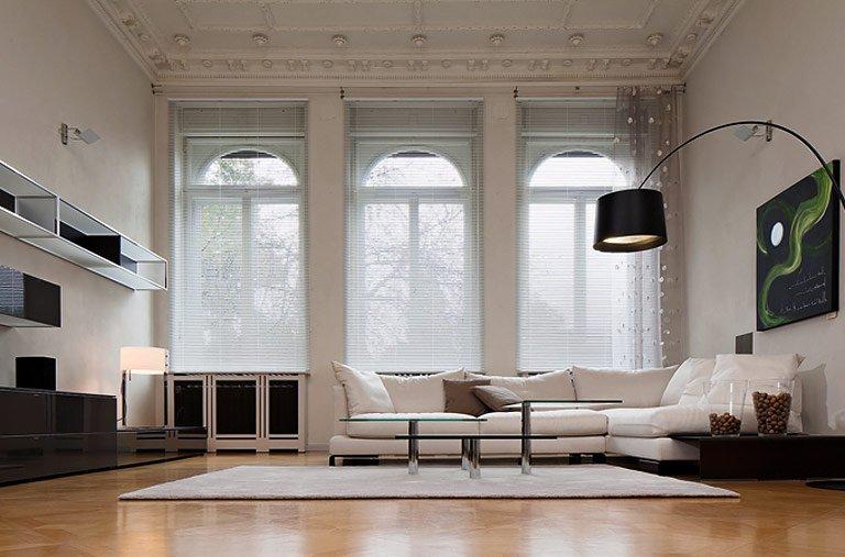 f r jedes fenster die passende jalousie sch ner wohnen. Black Bedroom Furniture Sets. Home Design Ideas