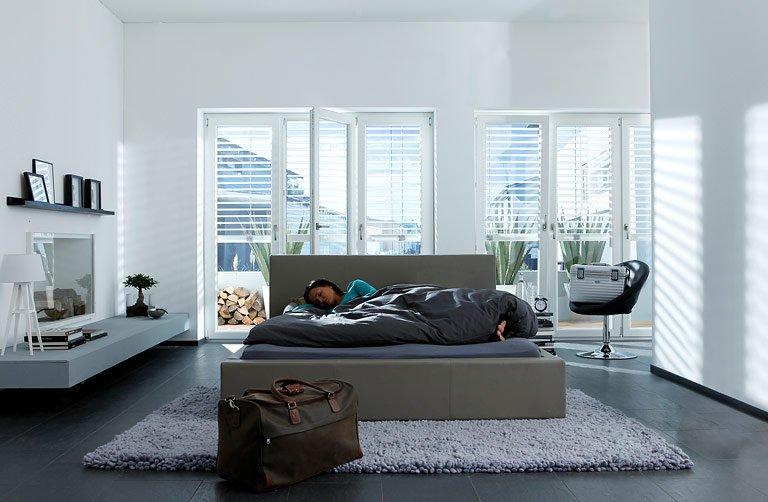 jalousien alles zum sonnen und sichtschutz sch ner wohnen. Black Bedroom Furniture Sets. Home Design Ideas