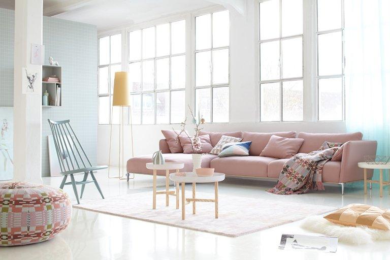Gut gemocht Pastellfarben: So richten Sie mit Pastelltönen ein - [SCHÖNER WOHNEN] GY21
