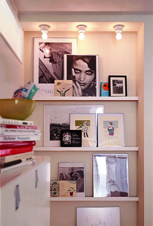flur mit wohlf hleffekt wohn und esszimmer sch ner. Black Bedroom Furniture Sets. Home Design Ideas