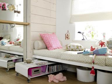 fotostrecke - bild 8 - [schÖner wohnen] - Kinderzimmer Gemutlich Machen