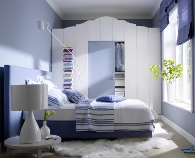 fotostrecke relaxed eingerichtet bild 12 sch ner wohnen. Black Bedroom Furniture Sets. Home Design Ideas