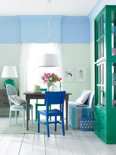 sonnig helle farben die farben des sommers 9 sch ner wohnen. Black Bedroom Furniture Sets. Home Design Ideas