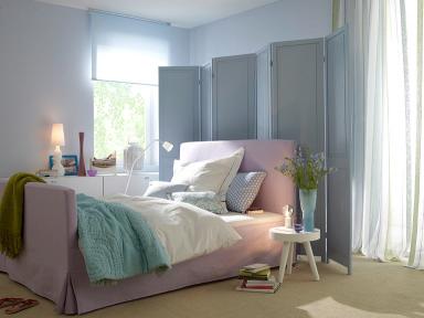 zarte pastellt ne f r das schlafzimmer die farben des sommers 6 sch ner wohnen. Black Bedroom Furniture Sets. Home Design Ideas