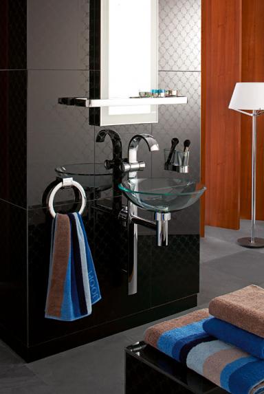 mode f rs zuhause joop glaswaschtisch bild 8. Black Bedroom Furniture Sets. Home Design Ideas