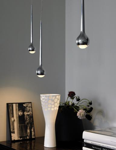 sehr helle deckenlampe glas pendelleuchte modern. Black Bedroom Furniture Sets. Home Design Ideas