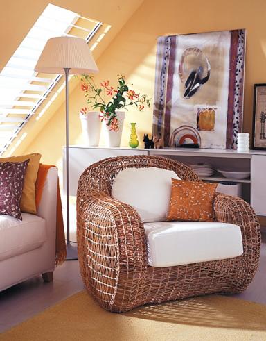 bilderstrecke warm und nat rlich bild 15 sch ner wohnen. Black Bedroom Furniture Sets. Home Design Ideas