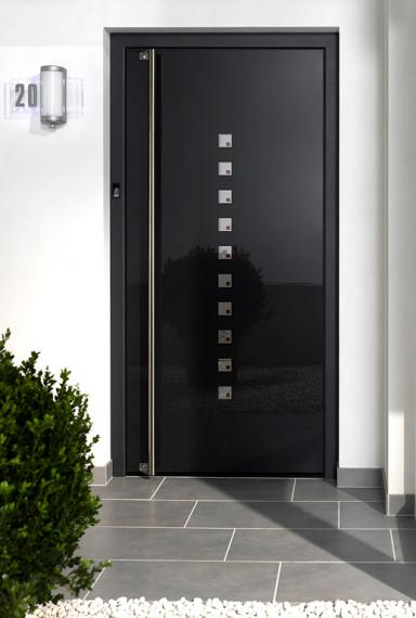 aluminium eingangst r ads 70 hi von sch co bild 6. Black Bedroom Furniture Sets. Home Design Ideas