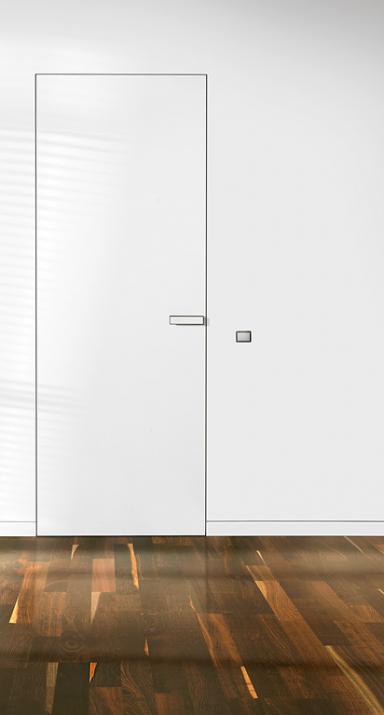 verputztes t rsystem undercover von ktm bild 11 sch ner wohnen. Black Bedroom Furniture Sets. Home Design Ideas