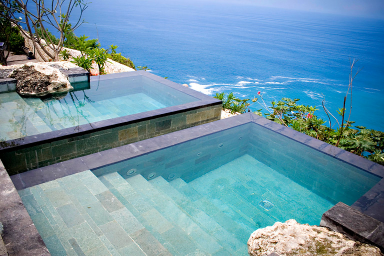 Fotostrecke: Pool mit Blick aufs Meer - Bild 5 - [SCHÖNER ...