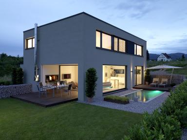 sch ner wohnen wettbewerb haus des jahres 2009 4 platz sch ner wohnen. Black Bedroom Furniture Sets. Home Design Ideas