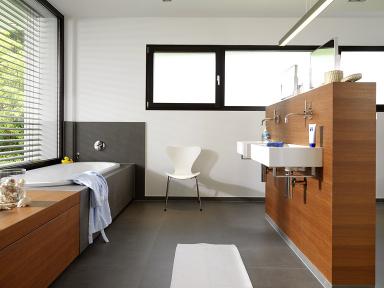 SCHÖNER WOHNEN-Wettbewerb: Badezimmer und Schlafzimmer