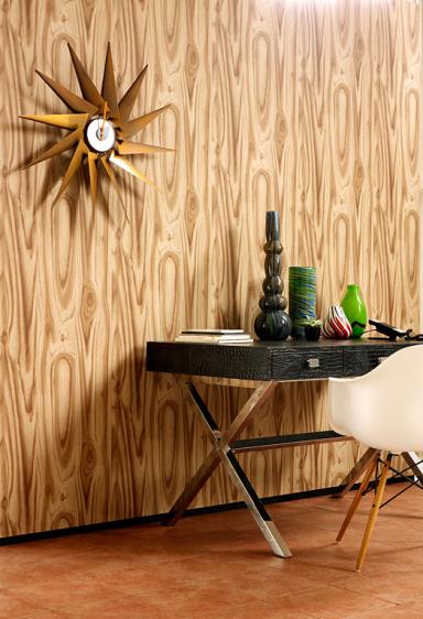w nde gestalten neue muster f r die tapete sch ner wohnen. Black Bedroom Furniture Sets. Home Design Ideas