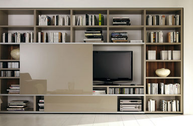 Fernsehschrank schiebetür  TV-Möbel für jeden Wohnstil - [SCHÖNER WOHNEN]