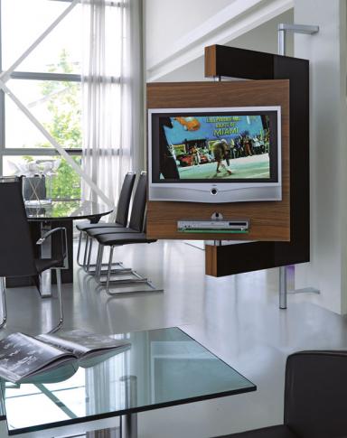 schwenkbares tv regal twovision von die collektion die vielfalt der tv m bel 21 sch ner. Black Bedroom Furniture Sets. Home Design Ideas