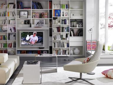 tv m bel mit beamer einheit cantena von spectral die vielfalt der tv m bel 22 sch ner wohnen. Black Bedroom Furniture Sets. Home Design Ideas