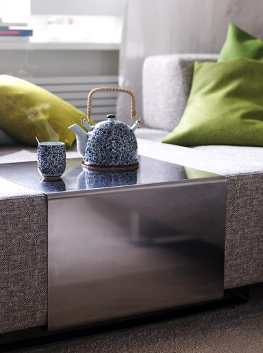m bel ablage f r die sofalehne bild 9 sch ner wohnen. Black Bedroom Furniture Sets. Home Design Ideas