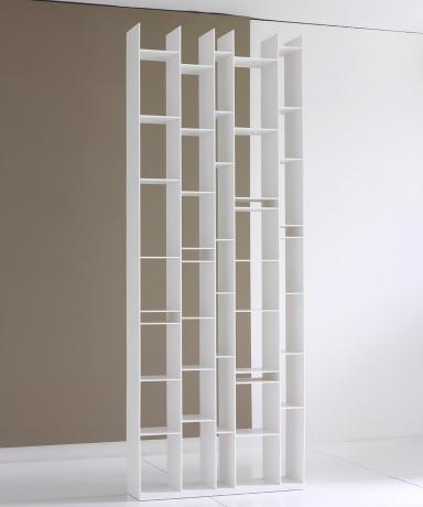neue klassiker regal random von mdf italia design neuland bild 4 sch ner wohnen. Black Bedroom Furniture Sets. Home Design Ideas