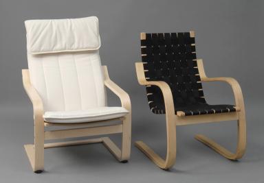 freischwinger po ng von ikea und freischwinger nr 406 von artek bild 7 sch ner wohnen. Black Bedroom Furniture Sets. Home Design Ideas