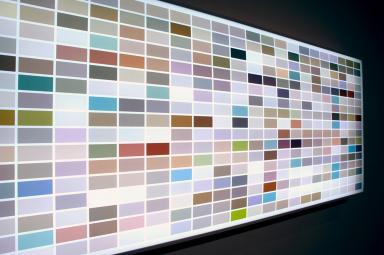 374 farben von jason salavon 2008 bild 27 sch ner - Ikea farben ...