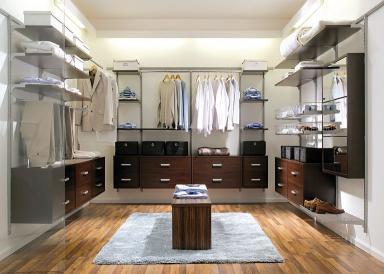 begehbarer kleiderschrank modular plus von element system bild 5 sch ner wohnen. Black Bedroom Furniture Sets. Home Design Ideas