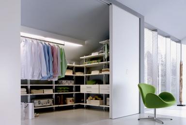 platz schaffen einrichtungskonzept beta nova von ars nova begehbare kleiderschr nke bei. Black Bedroom Furniture Sets. Home Design Ideas