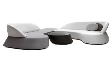 Design polstermöbel  Wohntrends: imm cologne 2010: Möbelneuheiten - [SCHÖNER WOHNEN]