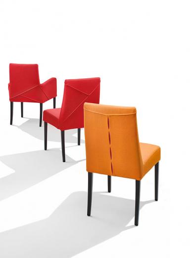m bel stuhl eve von wittmann bild 29 sch ner wohnen. Black Bedroom Furniture Sets. Home Design Ideas