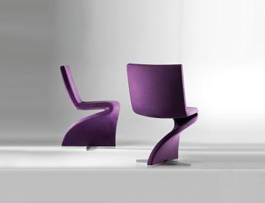 stuhl twist von tonon st hle f r esszimmer und k che 33 sch ner wohnen. Black Bedroom Furniture Sets. Home Design Ideas