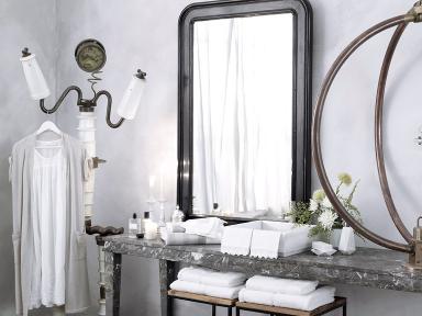 home collections badezimmer im vintage stil bild 16. Black Bedroom Furniture Sets. Home Design Ideas
