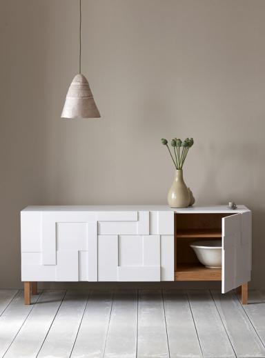Kirschholz Mit Weiß Und Grau Bild 4 Schöner Wohnen