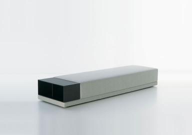 schlafsofa mass bank von viccarbe moderne schlafsofas 13 sch ner wohnen. Black Bedroom Furniture Sets. Home Design Ideas