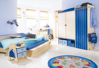 fotostrecke ausziehschrank cham leon von haba bild 17 sch ner wohnen. Black Bedroom Furniture Sets. Home Design Ideas