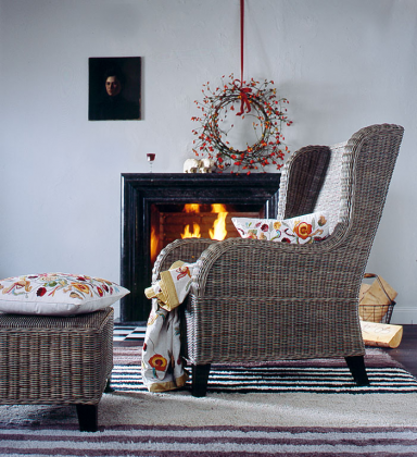 fotostrecke ohrensessel sherlock von lambert bild 2. Black Bedroom Furniture Sets. Home Design Ideas