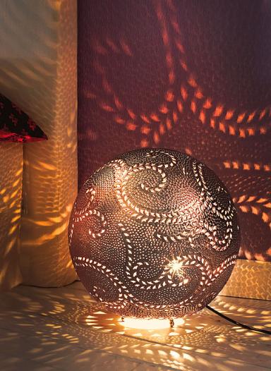 20 Ideen für den orientalischen Einrichtungsstil: Hängeleuchte und ...