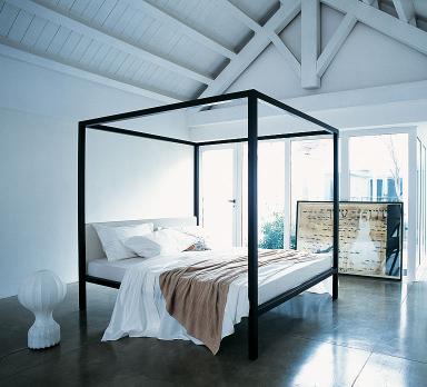 himmelbett s e tr ume f r kinder und erwachsene sch ner wohnen. Black Bedroom Furniture Sets. Home Design Ideas