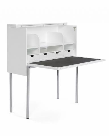schreibschrank orcus von classicon bild 33 sch ner wohnen. Black Bedroom Furniture Sets. Home Design Ideas