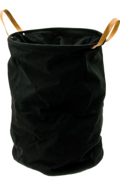 accessoires w schekorb crush aus segeltuch von m ve bild 15 sch ner wohnen. Black Bedroom Furniture Sets. Home Design Ideas