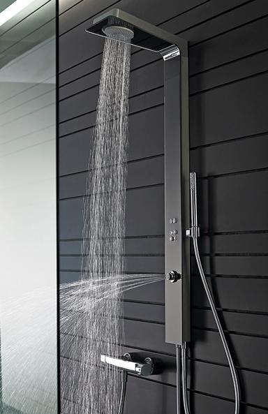 """Dornbracht Armaturen Dusche : Duschpaneel """"Smartshower"""" von Hansa – Bild 23 – [SCH?NER WOHNEN]"""