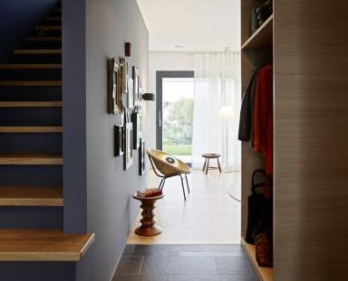inspiration dunkle fliesen in steinoptik bild 2 sch ner wohnen. Black Bedroom Furniture Sets. Home Design Ideas