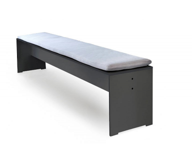 sitzbank zinta von arper sitzb nke f r k che esszimmer. Black Bedroom Furniture Sets. Home Design Ideas