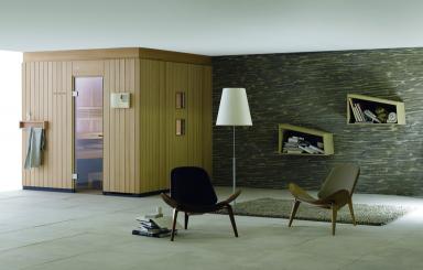 saunakabinen f r zu hause sch ner wohnen. Black Bedroom Furniture Sets. Home Design Ideas