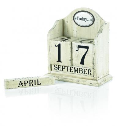 f r tisch wand ewigw hrender kalender von maravilla bild 15 sch ner wohnen. Black Bedroom Furniture Sets. Home Design Ideas