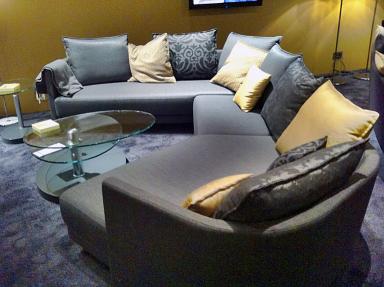 fotostrecke sofa onda von rolf benz bild 3 sch ner wohnen. Black Bedroom Furniture Sets. Home Design Ideas