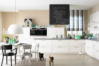 know how tafellack statt pinnwand bild 11 sch ner wohnen. Black Bedroom Furniture Sets. Home Design Ideas