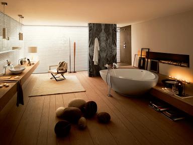 das bad mit einzelst cken gestalten 10 wohntipps f r badezimmer 7 sch ner wohnen. Black Bedroom Furniture Sets. Home Design Ideas