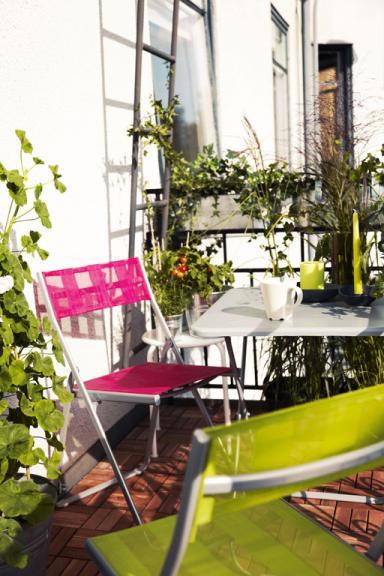 """Garten & Terrasse: Platzwunder: """"Härö"""" Balkonmöbel - Bild 8 ..."""
