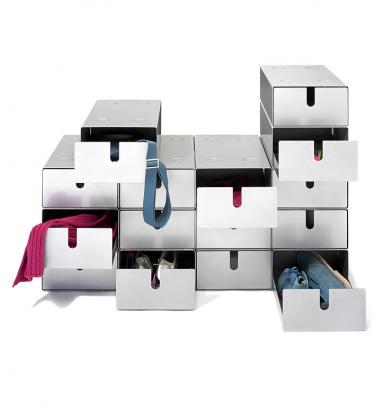 schuhboxen zum stapeln schuhschr nke die viel verstauen 17 sch ner wohnen. Black Bedroom Furniture Sets. Home Design Ideas